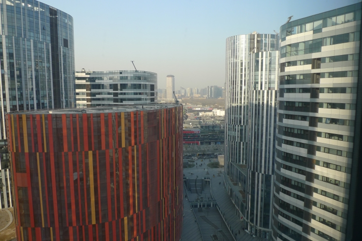 Sanlitun Soho, Tower 15