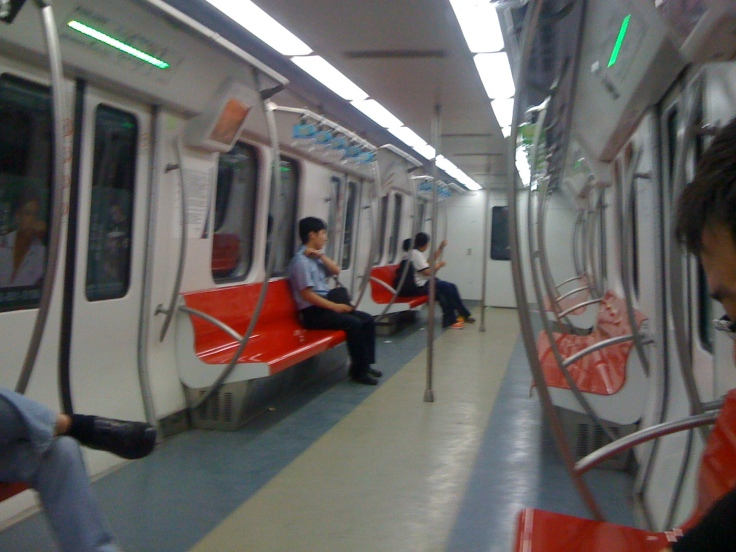 Line 10, Stop 1