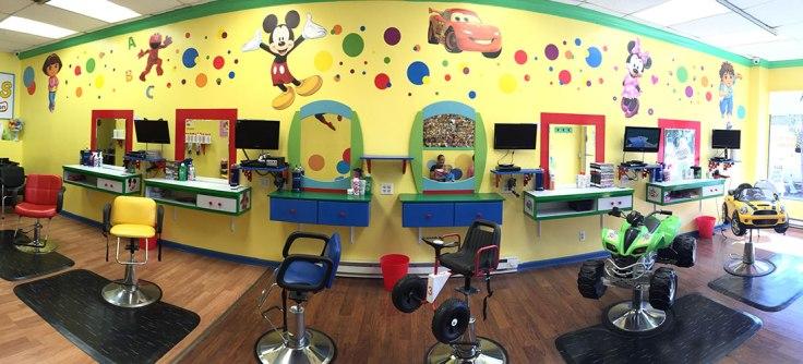 toddler hairdresser